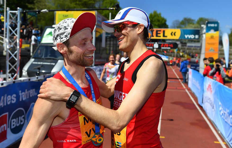 20. VVO Oberelbe-Marathon, 30. April 2017