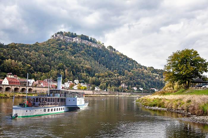 Dampfer OEM Elbe