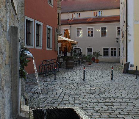 KM18_Marathon Stadtschleife historische Altstadt Pirna