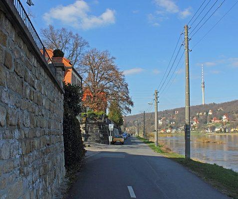 KM31_Elberadweg Stadtteil Dresden-Laubegast