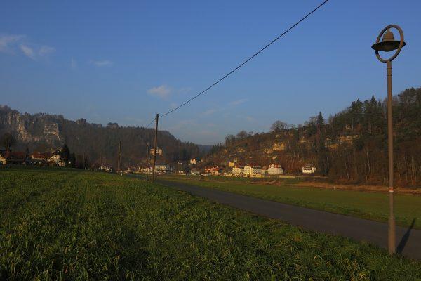 KM5,5_Elberadweg in Richtung Kurort Rathen