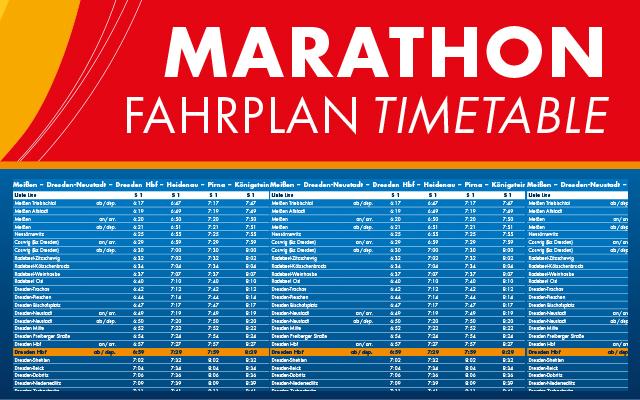 Anreise Marathon